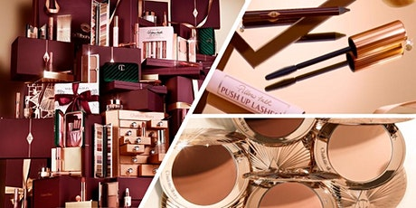Secrets to a  Hollywood Glowing Complexion with Charlotte Tilbury tickets