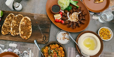 Food for Beirut: a curated cooking class & fundraising dinner tickets