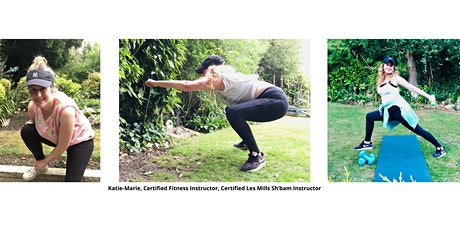Exercise with Katie-Marie tickets