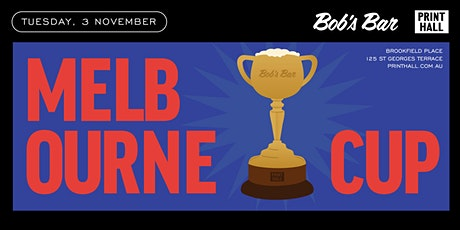 Melbourne Cup at Bob's Bar tickets