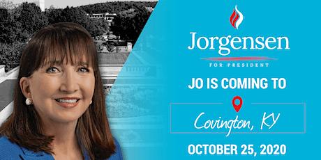 Dr. Jo Rally in Covington, KY tickets