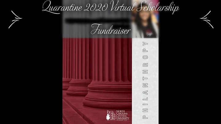 Quarantine 2020 -2021 Virtual Scholarship Fundraiser image