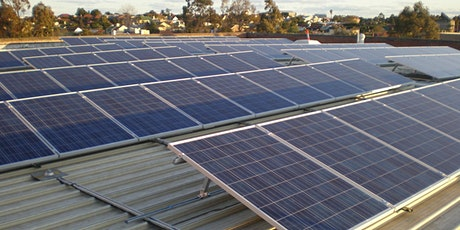 Solar assessments for business webinar tickets