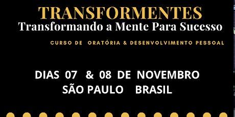TRANSFORMENTES -  TRANSFORMANDO A MENTE PARA SUCESSO