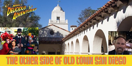 The Other Side of Old Town - Dia de los Muertos - LIVE VIRTUAL TOUR tickets