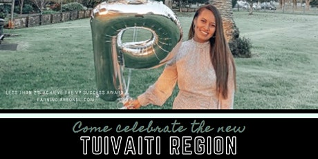 Janine Tuivaiti Region Car Presentation