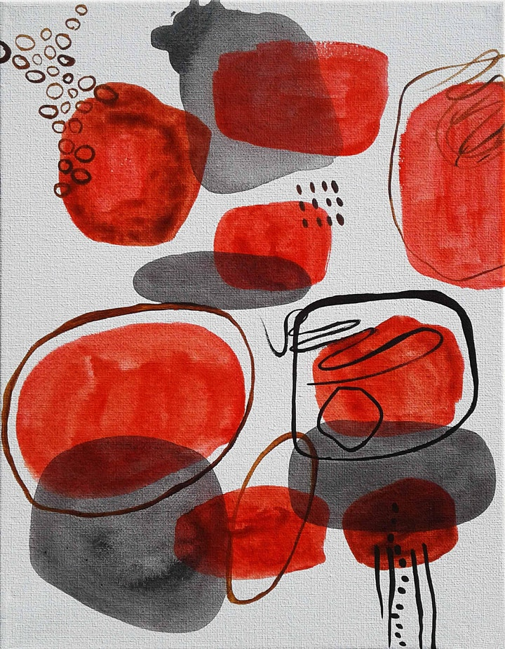 Abstract Painting Adults Class image