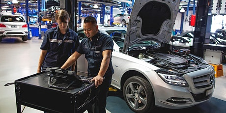 Automotive  Cert II to Cert IV – virtual information session tickets