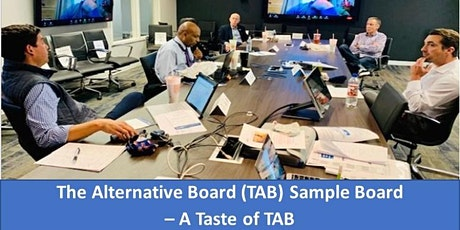 The Alternative Board (TAB) Sample Board - A Taste of TAB tickets