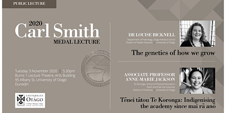 The 2020 Rowheath Trust Award and Carl Smith Research Medal Lecture tickets