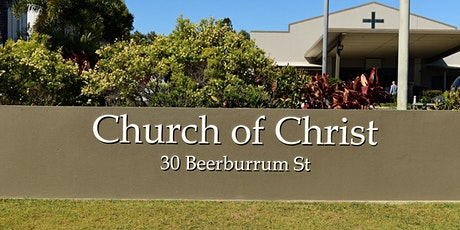 7:45am Chapel - Sunday Service - Caloundra Church of Christ tickets