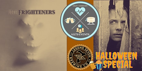Legendary Movie @ the Brewery | HALLOWEEN SPECIAL | The Frighteners tickets
