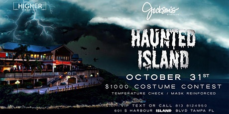 Jackson's Haunted Island Halloween Party tickets