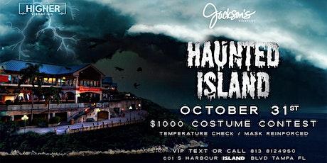 Jackson's Haunted Island Halloween Party tickets