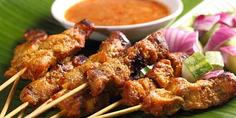 MALAYSIAN SATAY CHICKEN WITH MASTERCHEF CONTESTANT DEE WILLIAMS tickets