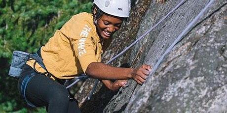 Intro to Outdoor Rock Climbing billets