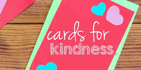 CARDS FOR KINDNESS WORKSHOP tickets