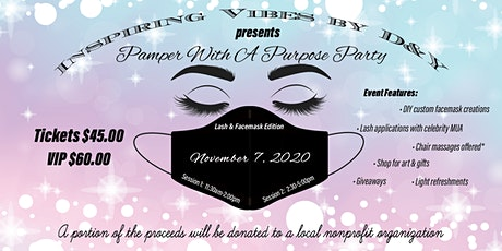 Pamper With A Purpose tickets