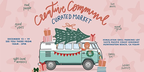 Creative Communal Pop Up - Open-Air Marketplace of Local Makers tickets