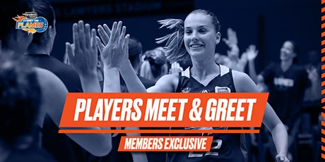 Brydens Sydney Uni Flames - Pledge Member Exclusive Player Meet & Greet tickets