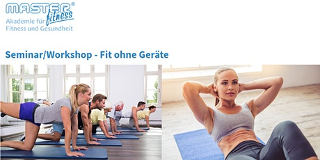 Seminar/Workshop - Fit ohne Geräte Tickets