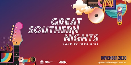 Great Southern Nights presents Shane Nicholson tickets