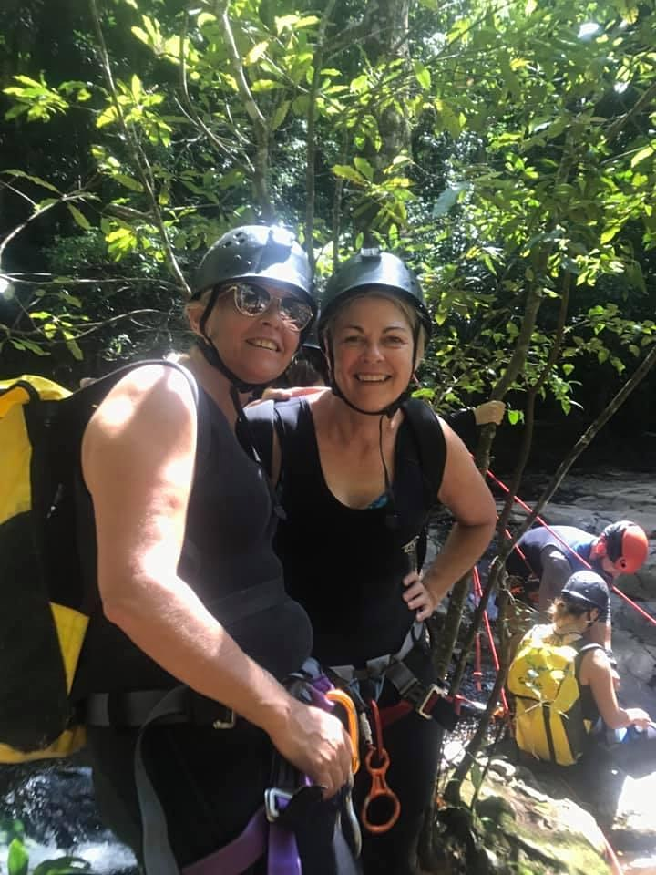 Women's Wallangambe Canyon Adventure // 7th November image