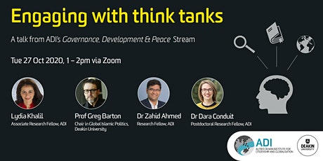 Engaging with Think Tanks