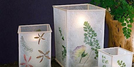 Autumn Harvest Lantern  Workshop tickets
