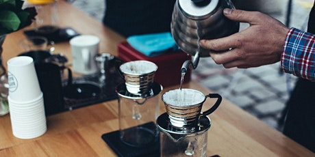 Coffee Workshop: World Coffee Mart Hand Brewing Workshop (with TAD Coffee) tickets