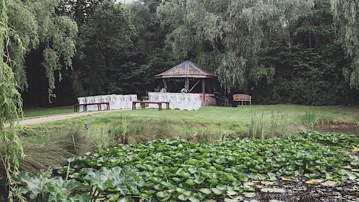 Cheshire Wedding Fair at Manley Mere Wedding Venue on the Lake, Frodsham image
