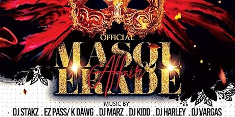 MASQUERADE BALL HALLOWEEN PARTY tickets