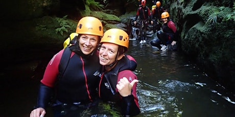 Women's Empress Canyon & Abseil Adventure // Sunday 10th Jan tickets