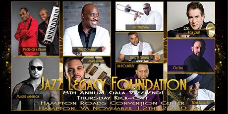 Thursday Kick Off - Will Downing | Pieces of a Dream | Marcus Anderson | Adam Hawley | Jazz Legacy Uncut | & More| tickets