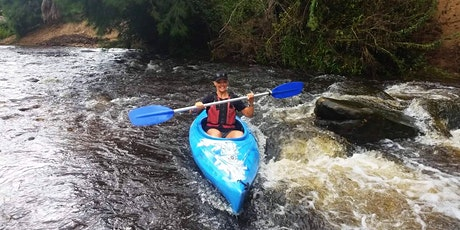 Women's Easy Rapids Kayaking // Sunday 24th January tickets