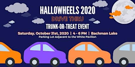 Hallowheels 2020 (Trunk or Treat @ Bachman Lake) boletos