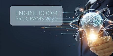 Engine Room Business Innovation Programs 2021 tickets