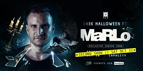 Dark Halloween feat. MARLO (Second Show) tickets