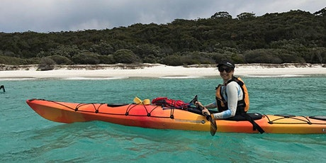 Women's Easy Sea Kayaking // Saturday 6th February tickets