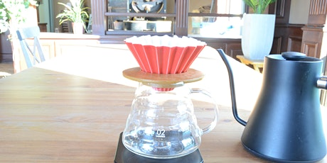 Beginners Course to Pour Over Coffee tickets