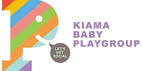 Kiama Baby Playgroup tickets