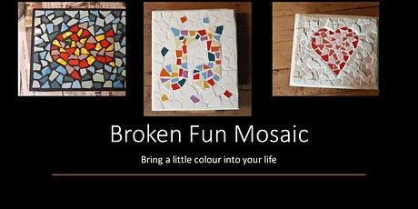Broken Fun Mosaic tickets