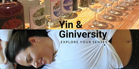 Yin & Giniversity tickets