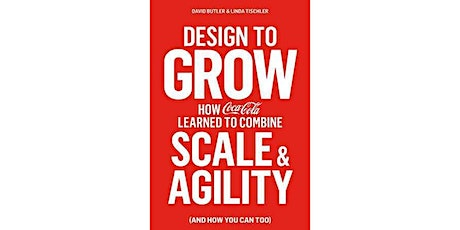 Book Review & Discussion : Design to Grow tickets