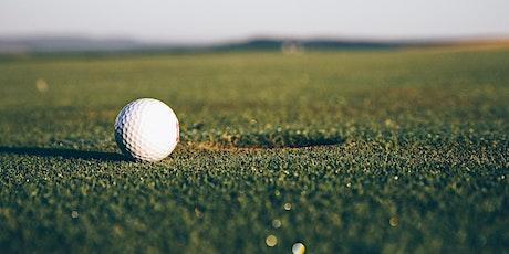 Initiatie golf in Dhrome Melting Park/Initiation golf in Dhrome Melting Par