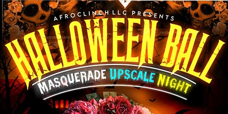 (HALLOWEEN  BALL) MASQUARADE  UPSCALE PARTY tickets