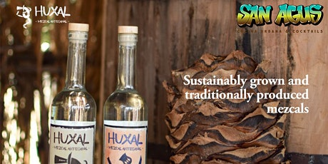Mezcal Tasting with Huxal tickets