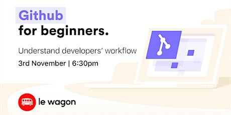 [Webinar] Git & Github for Beginners! tickets