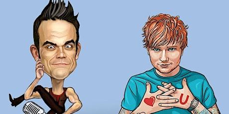 Robbie vs Ed Tribute Show - Mandurah tickets