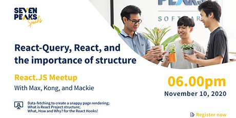 React-Query, React, and the importance of structure tickets